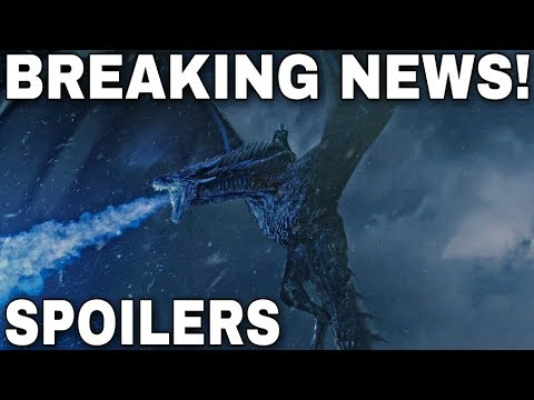 Download Youtube: Crazy Spoilers For Game of Thrones Season 8