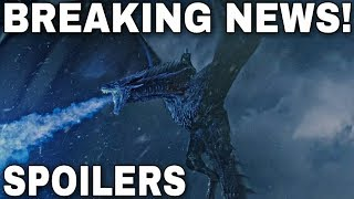 Crazy Spoilers For Game of Thrones Season 8
