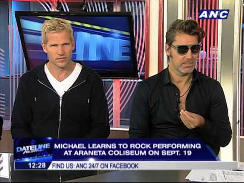 Why Michael Learns To Rock feels at home in PH