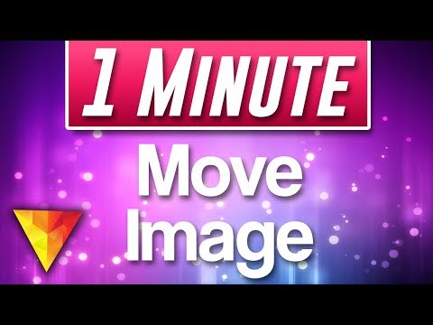 Hitfilm Express : How To Move Images (Animate Movement)
