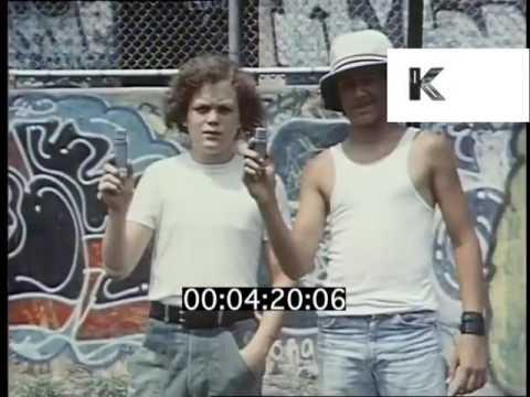 Summer in New York City 1977
