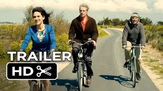 Bicycling With Moliere Official US Release Trailer (2014) - Fabrice Luchini, Lambert Wilson Movie HD