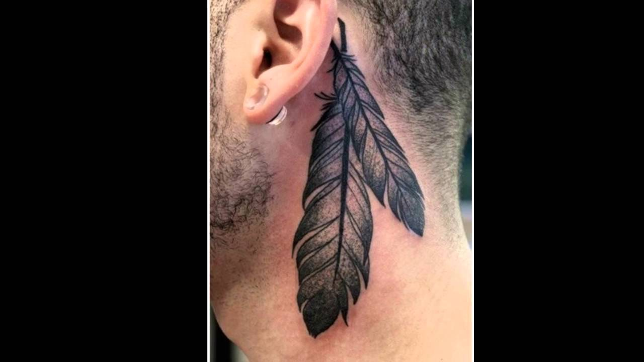 Tatuajes De Plumas Youtube