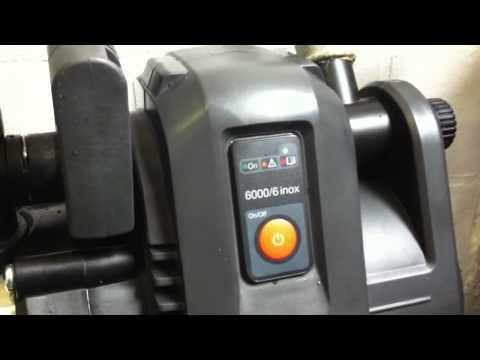 Градинска помпа GARDENA Premium 6000/6 Inox #fpPMTGix_Gw
