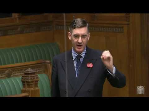 Rees-Mogg fighting for freedom of the press