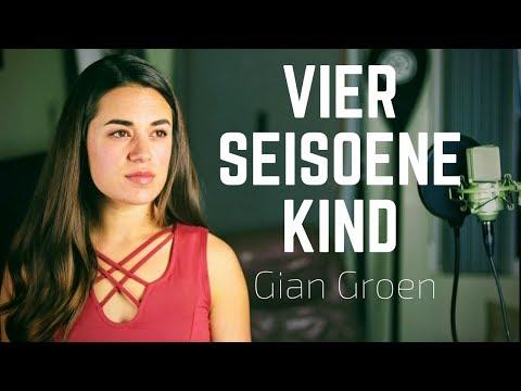 Vier Seisoene Kind - Gian Groen   Camille van Niekerk Cover
