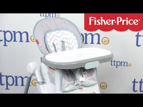 4-in-1 Total Clean High Chair From Fisher-Price