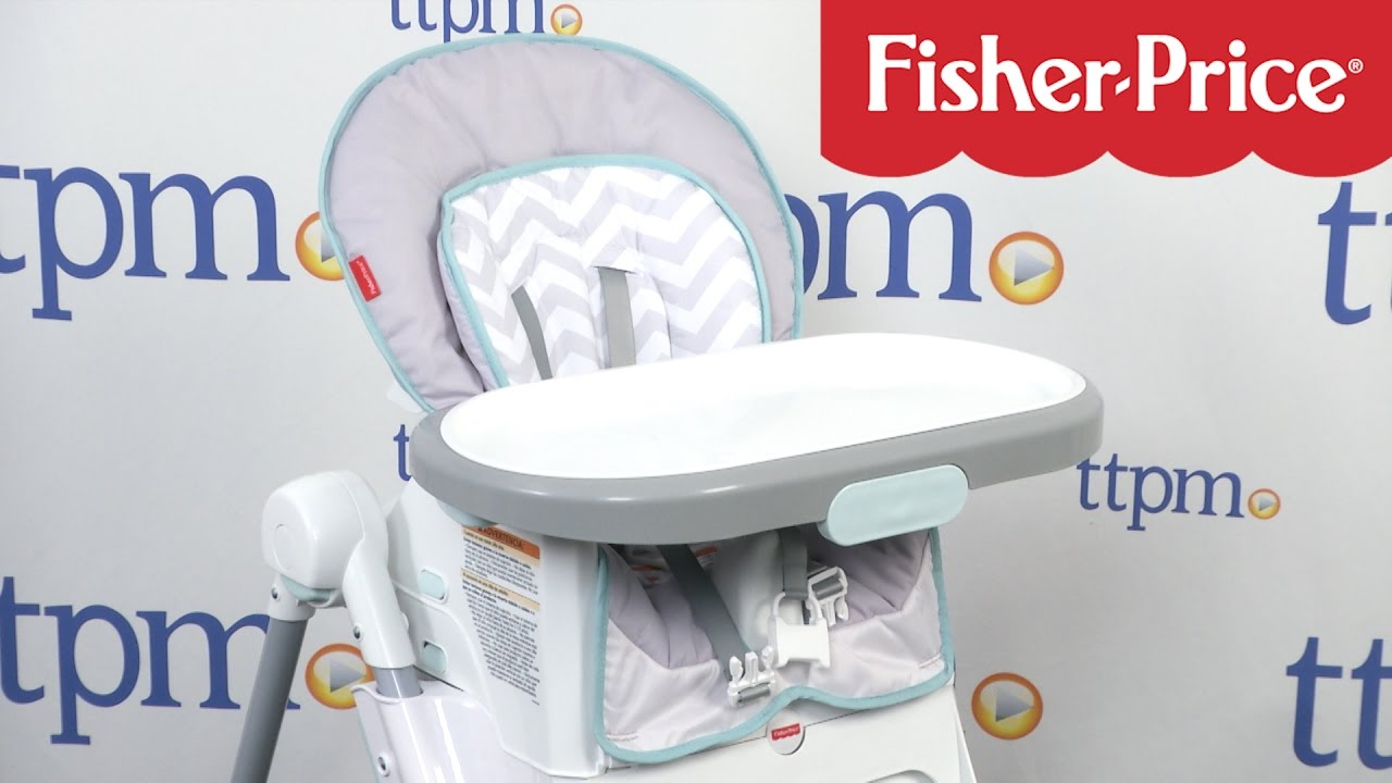 Fisher Price High Chair Seat Menards Patio Chairs For A Penny 4 In 1 Total Clean From Youtube