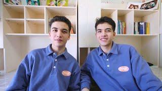 GLOBALink | Xinjiang, My home: Life of twin brothers in Korla City