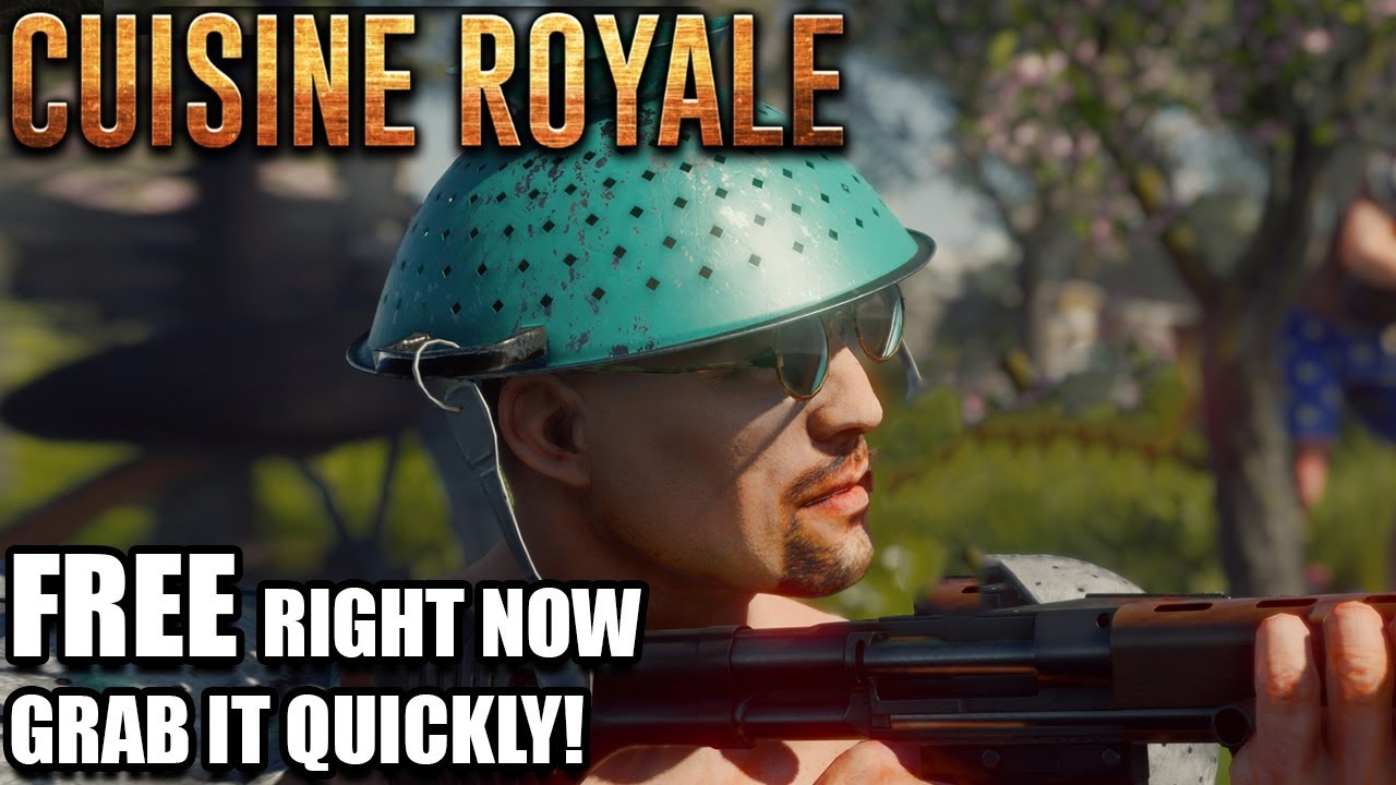 Cuisine Royale Malware Cuisine Royale Is Free Right Now Grab It Quickly