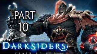 Darksiders Walkthrough - Part 10 Chain Reaction Let