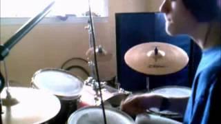 Drum Cover - Myxomatosis - Radiohead