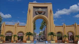 Universal Studios Florida 2020 Tour in 4K | Universal Orlando Resort Theme Park Tours In Florida