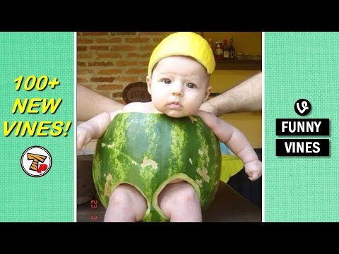 THIS ONE will make you LAUGH FOREVER – FUNNY and CUTE KID, BABY and TODDLER vine COMPILATION