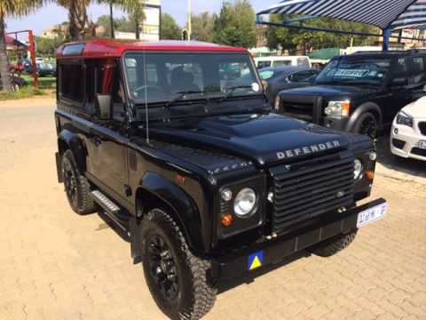 2014 land rover defender defender 90 limited 2.2d auto for sale on