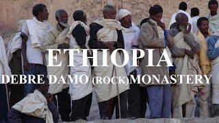 Ethiopia Debre Damo (mountain Rock) Monastery Part 17
