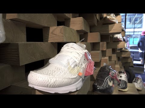 Supreme, Off-White Prestos & Ben Phillips Visits - Presented by Ep 3