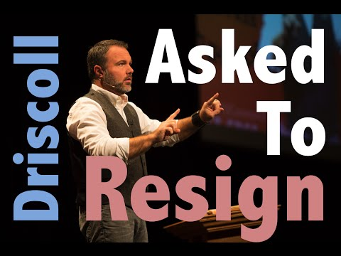 Driscoll asked to resign and
