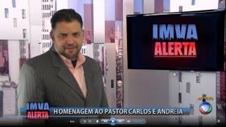 IMVA ALERTA paródia do CIDADE ALERTA com Marcelo Rezende