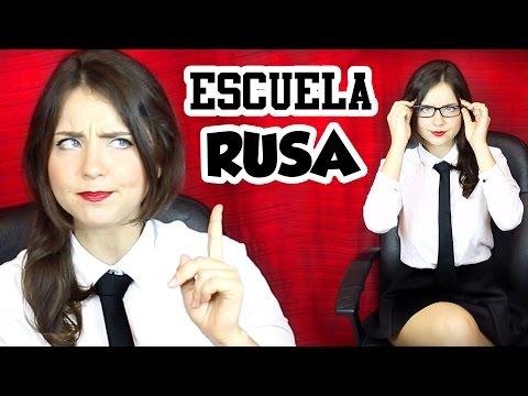 CONOCIENDO A RUSIA ★ Escuela / Graduación