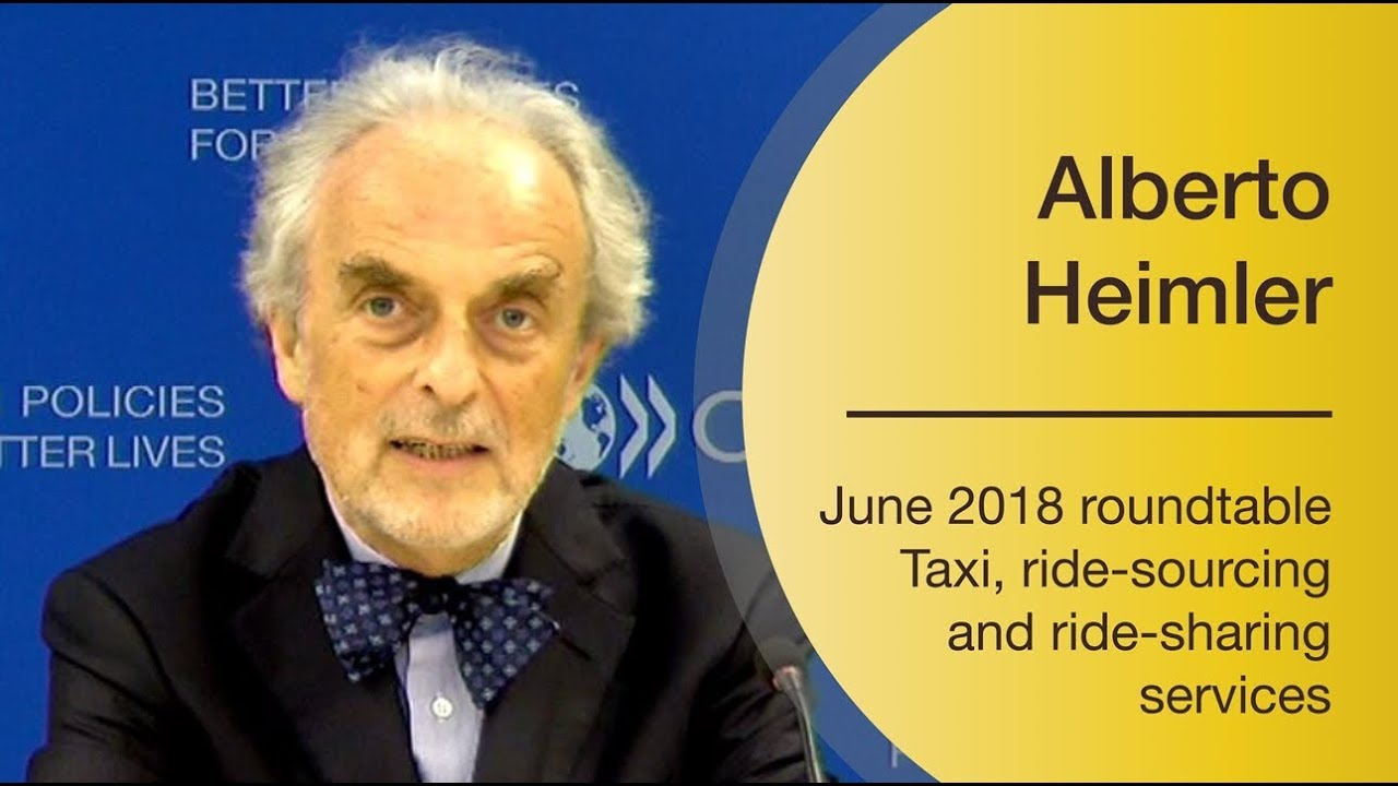 Taxi, ride-sourcing and ride-sharing services - OECD