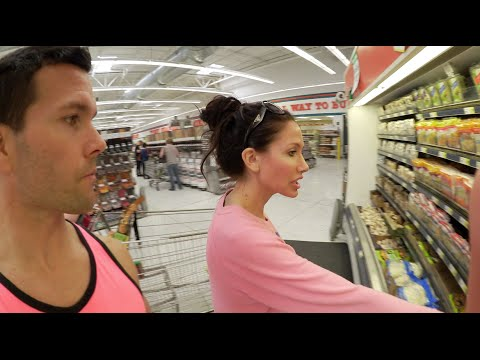 MY FIRST TIME........ WINCO FOODS STORE VLOG!!