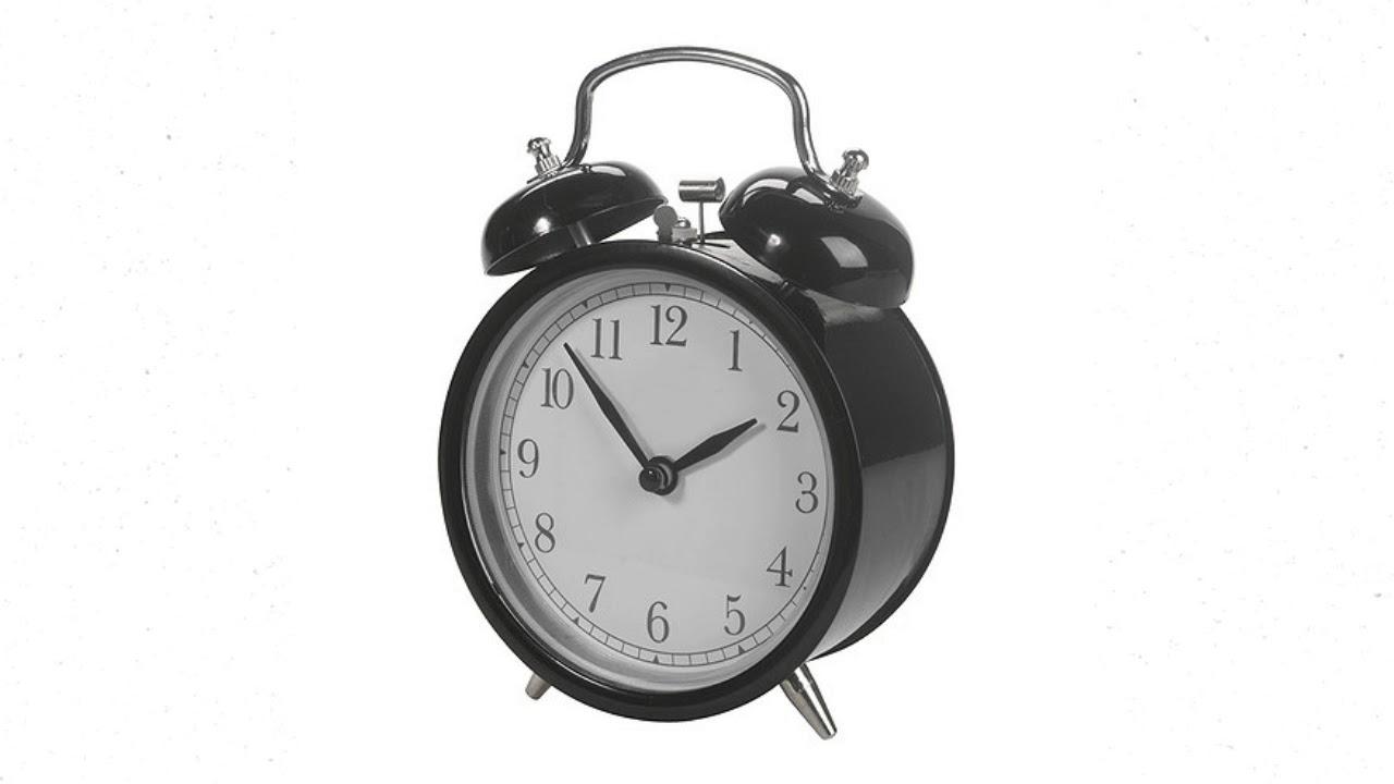Alarm Clock For Heavy Sleepers Loud Youtube