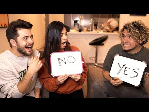 Questions You Shouldn't Ask A Couple Ft. Jc & Chelsey
