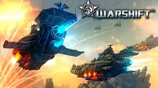 Warshift - Early Access Gameplay (Official)