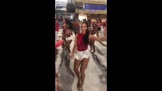 Rio Projekt Rio Carnaval 2019 - Alegria Zona Sul Sambodromo - Samba Dancers