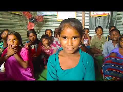 PAPN Is Working In The Slums Of Haryana On Education With CRY.  Documentary By Manisha Jhalaan