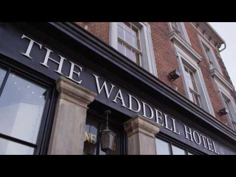 Overnight Vacation In Port Hope - The Waddell Hotel