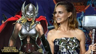 Why Kevin Feige is banking on Mighty Thor in Phase 4