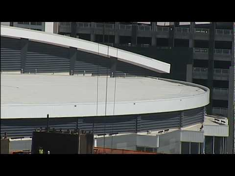 Time Warner Cable Arena Needs a New Roof
