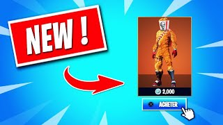 "HOW TO GET THE SKIN ""KFC"" FREE ON FORTNITE BATTLE ROYALE!"