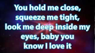 Kisses Down Low- Kelly Rowland (Lyrics)