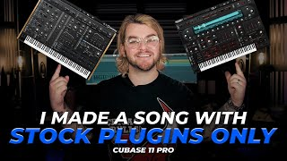 How To Produce A Song Using Only Stock Plugins | Make Pop Music