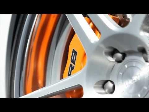 ADV.1 Audi v10 R8 | ADV05 Deep Concave 20