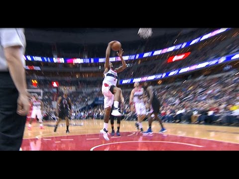 Bradley Beal Puts Up 41 Points Against the Clippers | 12.18.16