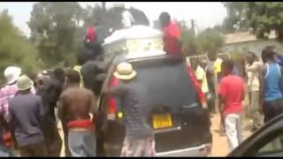 Boris Mushonga Funeral Street Video - Mbare, Harare, Zimbabwe