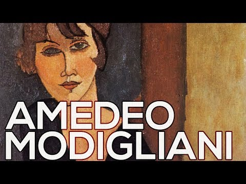 Amedeo Modigliani: A collection of 281 paintings (HD)