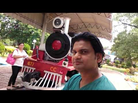 Vlog - Nagpur India - Rail Sangrahalay - Narrow Gauge Rail Museum