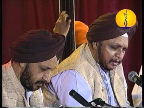 Adutti Gurmat Sangeet Samellan 1991 :Raga Gujri_ Singh Bandhu