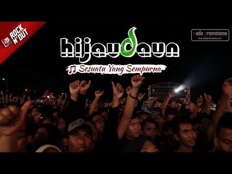 [NEW] Hijau Daun - Sesuatu Yang Sempurna | Live Konser ROCK N' DUT | MAJALENGKA 30 September 2017