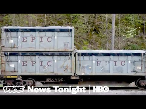 How New York City's Shit Ended Up Stuck On A Train In Alabama (HBO)