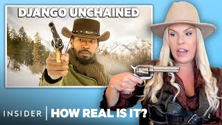 Champion Gunslinger Rates 10 Quick-Draw Scenes In Movies And TV Shows | How Real Is It?