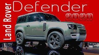 All New Land Rover Defender 2020   Ulasan 7 Menit