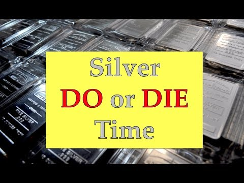 Gold & Silver Price Update - May 23, 2018 + Silver Do or Die Time