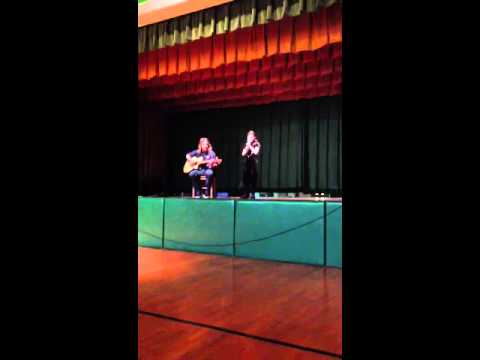 Marri DePauw Colona Grade School Talent Show