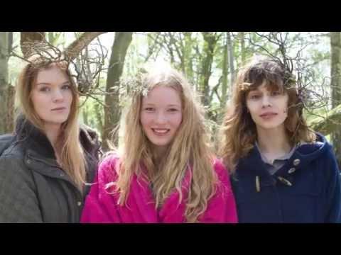 Nature Girl Shoot - The Aviary